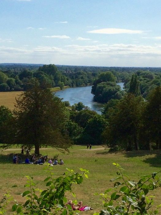 View of Thames from Richmond Hill © The Gracious Posse