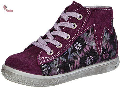 Ricosta Samira, Baskets hautes fille - Rose - Pink (candy 324), 27 EU -  Chaussures ricosta (*Partner-Link)   Chaussures Ricosta   Pinterest    Baskets ...