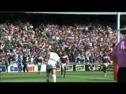 NRL 2012 Round 1 Highlights: Warriors V Sea Eagles