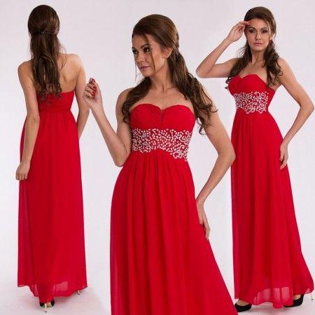 Piros köves alkalmi maxiruha - 14 990 Ft  Megvásárolható női ruha webáruházunkban: hgfashion.hu   Látogasson el webshopunkba és válogasson kedvére online termékeink között!  Alkalmi ruhák, koszorús lány ruhák, esküvői ruhák széles választékban verhetetlen áron!