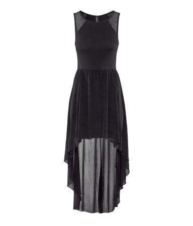 šaty vpředu krátké vzadu dlouhé - Hledat Googlem