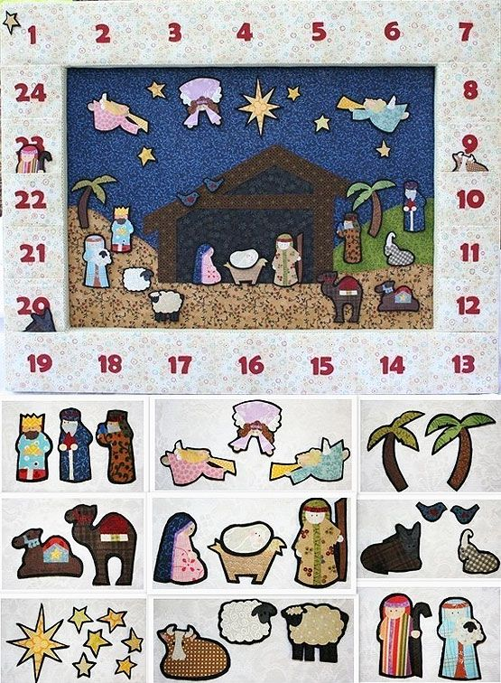 Craft Blog / Christmas Countdown: Advent Calendars by COLOURlovers :: COLOURlovers
