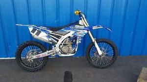 2014 Yamaha YZ 250 F Longueuil / South Shore Greater Montréal image 2