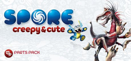 SPORE™ Creepy & Cute Parts Pack on Steam