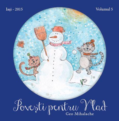 Povesti pentru Vlad - cover vol.5