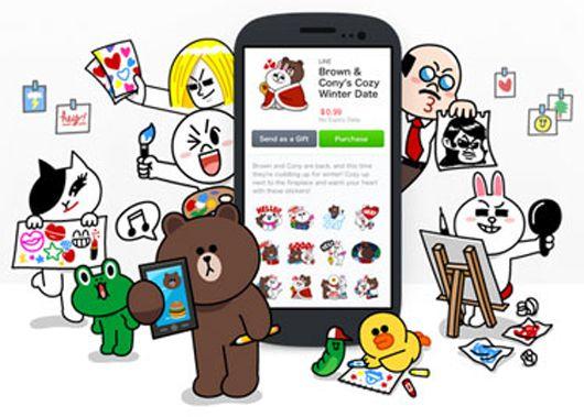 Membuat dan Menjual Sticker di Line