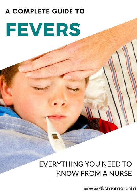 Understanding and treating Fevers in babies and children. Everything you need to know to care for your sick kid from a Nurse.