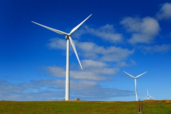 Wind farm at Cape Nelson South, Victoria  #renewable #energy