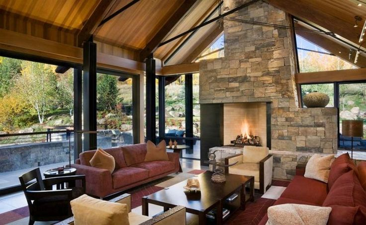 Stone House Interior Google Search Cute Rooms Designs Pinterest