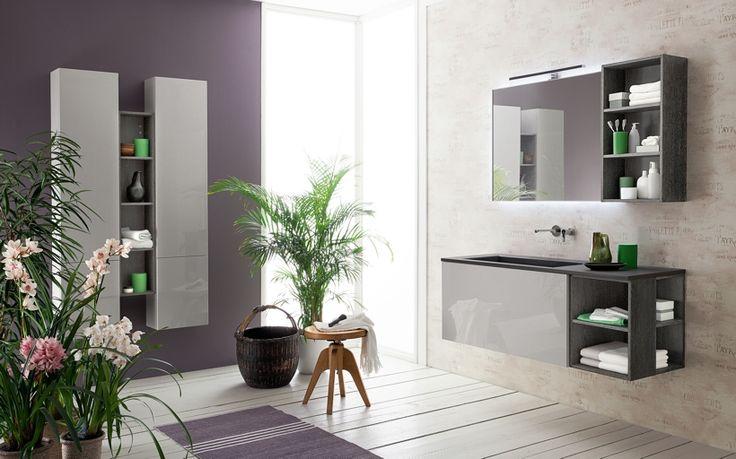 93 best Bagno images on Pinterest | Bathroom ideas, Bathrooms decor ...