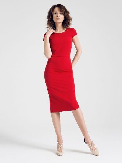 Női ruha PEPERUNA - piros