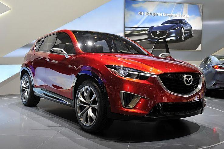 Mazda CX-7 sporty style - Design, Art & Inspiration