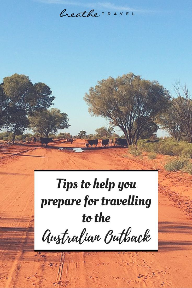 Traveling In Australia Tips