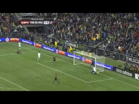 Real Salt Lake are the 2009 MLS Cup Champions. Watch the Highlights