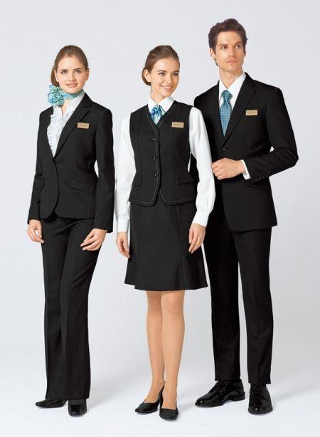 ジャケット、ベスト、パンツ ジャケット 女性 ホテル・ブライダル サービスユニフォーム 作業着、オフィス、事務服などのユニフォームのオーダーメイドは、株式会社太洋にお任せください