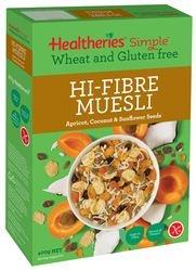 Healtheries Gluten Free Muesli