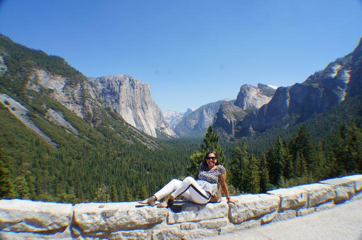 Fotografía: Claudia de Caixas - Yosemite - Circuito Grande Tour Do Oeste Americano