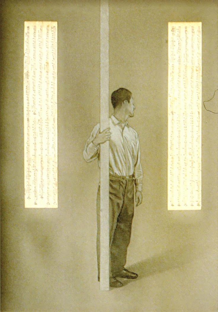 Pierre Dorion - Autoportraits 1990-1994   CIAC