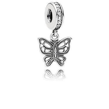 butterfly dangle £35