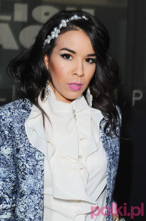 Tamara Gonzalez Perea - modne opaski do włosów #polkipl