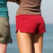 According to the National Institutes of Health, cellulite is fat that is deposited in pockets just below the surface of the skin. When it appears, the skin takes on a dimpled appearance that can cause feelings of self-consciousness. If you currently have cellulite on the back of your thighs, exercises can be done to help reduce its appearance. The...
