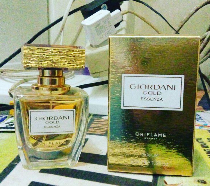 My parfume.... So nice smell