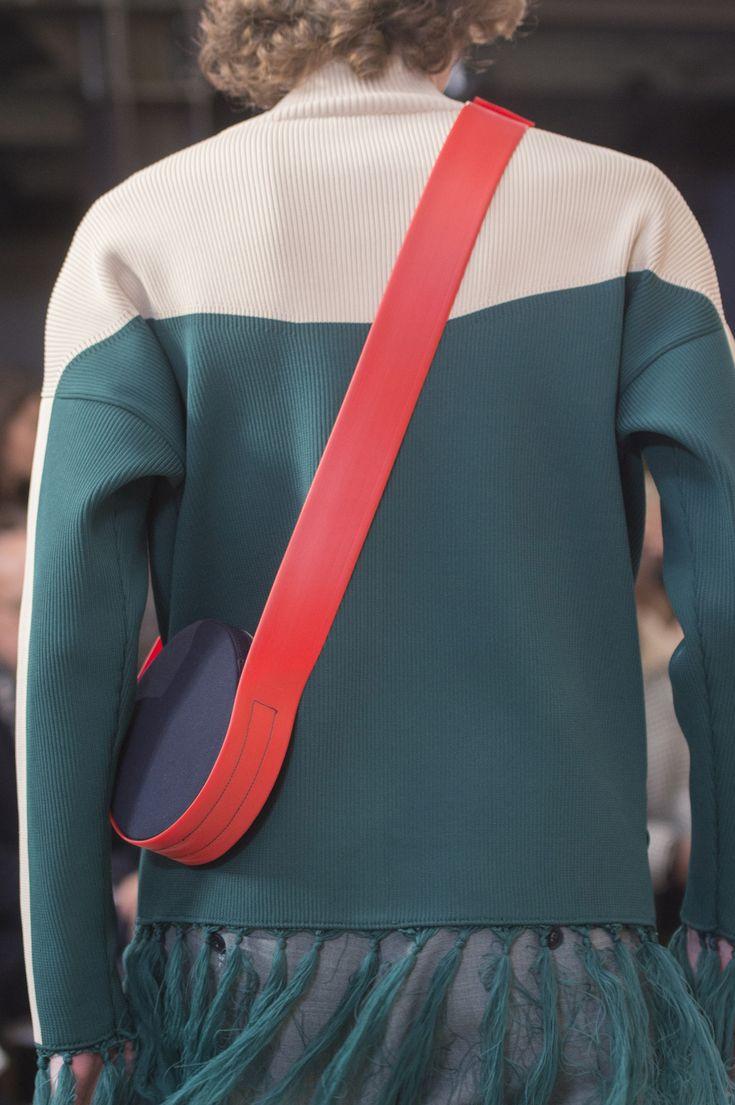 Sunnei Fall 2018 Men's Fashion Show Details - The Impression