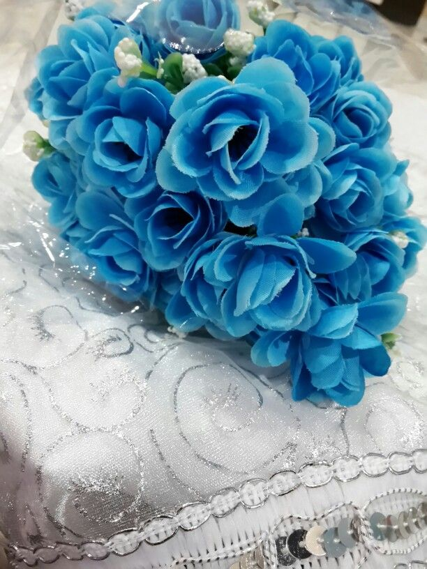Theme biru dan putih
