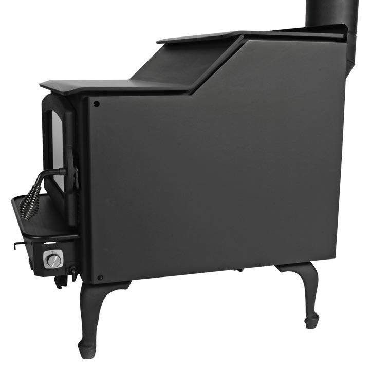 The Model 261 free standing wood stove is unique in the fact that it can be  either a top or rear vent stove. - 44 Best Images About For The LOVE Of A Buck.... On Pinterest