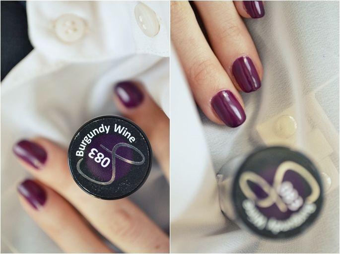 SkonfundowanaPanna Beauty Blog: HYBRYDY: Jesienne mani z Semilac. Trendy jesień…