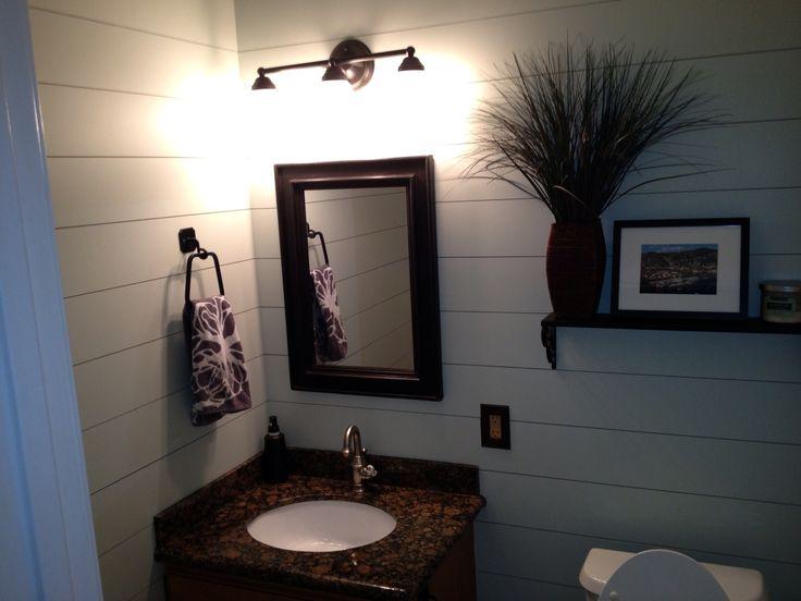 Fancy Half Bathrooms