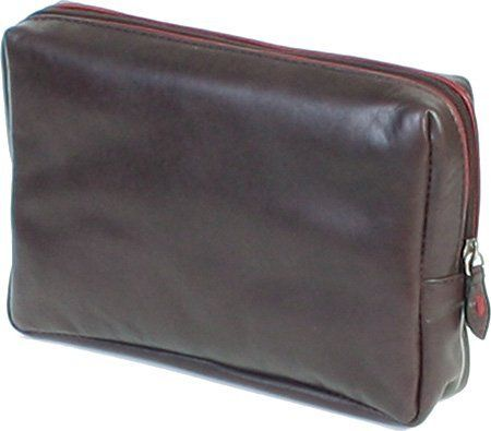 Scully Leather Women's H640 Vegetable Tanned Calf Cosmetic Bag,Tan Scully. $33.95