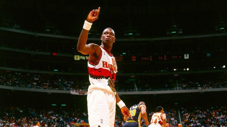 Atlanta Hawks   Dikembe Mutumbo