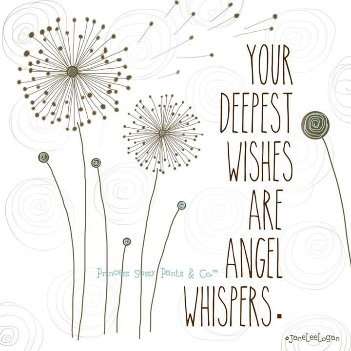 Your deepest wishes..