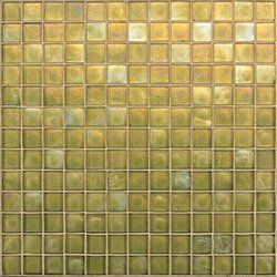 Oceanside Gltile Muse Mosaic Tile Colors Golden Olive Green Hues For The Home