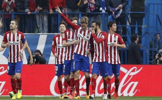 Fernando Torres consigue su gol 100 con el Atlético de Madrid