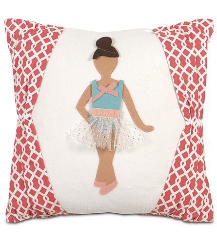 Matilda Dress Up Pillow from Eastern Accents