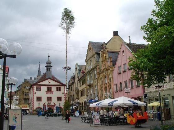 Bad Kissingen, Bavaria, Germany  Best place ever, home.