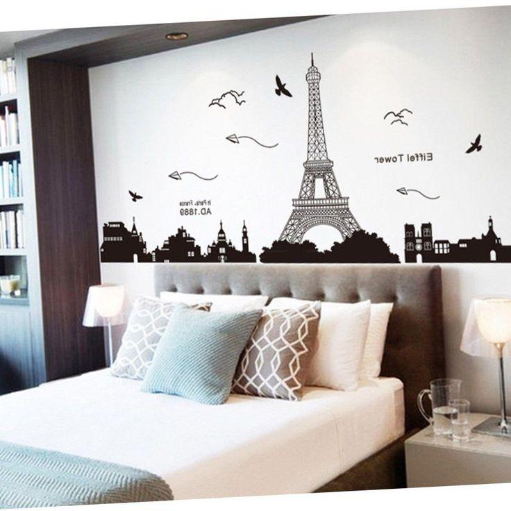 Paris decor for bedroom - https://bedroom-design-2017.info/interior/paris-decor-for-bedroom.html. #bedroomdesign2017 #bedroom