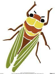64 best images about lavande cigale on pinterest good - Dessin de cigale ...