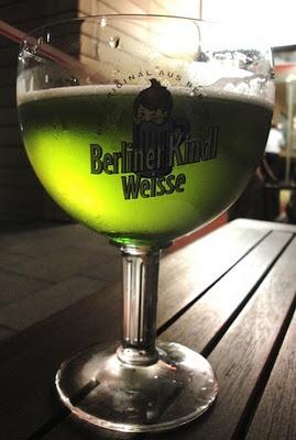 Berlim e a Berliner Weisse