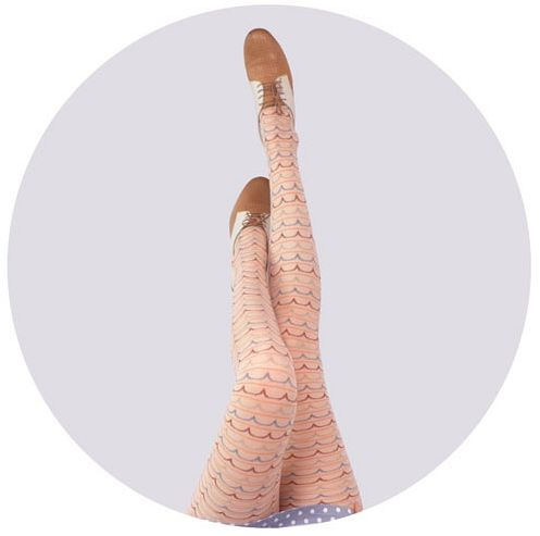 GRANNY SHEERS - MMM'S TIGHTS - LOVEHATE  $30.00 AUD