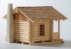 model 1 48 blockhaus log cabin ideas pinterest more dioramas ideas. Black Bedroom Furniture Sets. Home Design Ideas