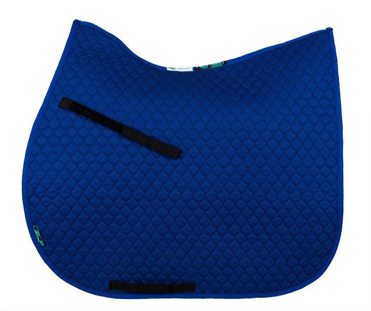 HiWither everyday saddlepad (SP11) GP Royal Blue