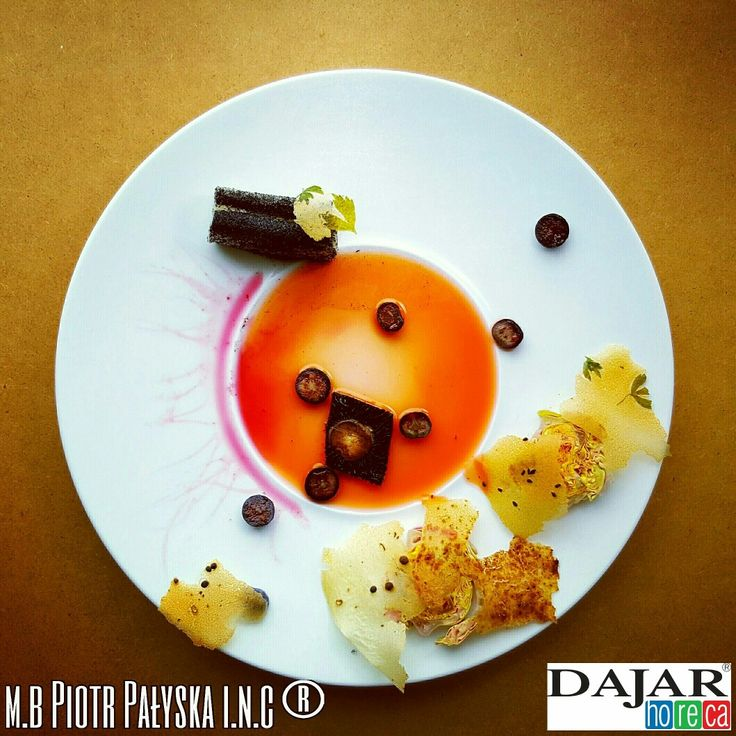 PLATE 5 Halibut Fish made by Piotr Pałyska  #plate #abstract #expressionism #gastronomy
