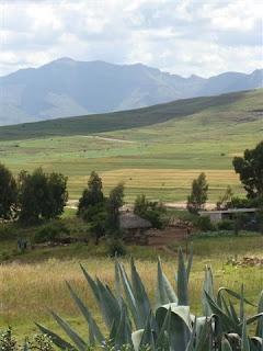 Lesotho ~ land that I love
