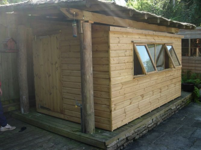 Custom Build Sheds from Sheds Direct Devon | Page 2
