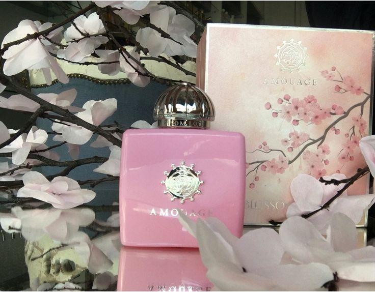 Blossom Love Amouage perfume for women
