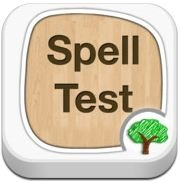 Spelling Test is a free iPad and iPhone app that allows you to create your own custom Spelling Tests. The best feature about this app is the ability to record your voice and dictate to the app the spelling word and then put it in a sentence. Just like you would in a real spelling test. Then your child or student can sit the test you created. For each word students listen to what you have prerecorded and then have a go at attempting to spell the word.