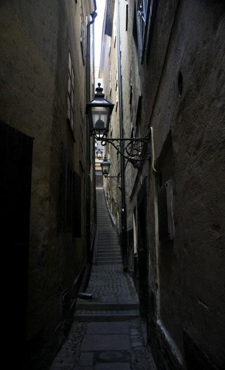 Old town/Stockholm